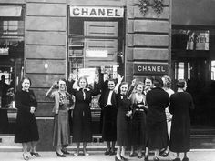 1930s - Chanel workers
