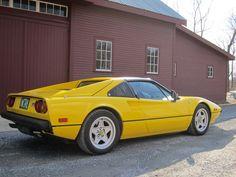 308 ferrari | 1979 Ferrari 308 GTS Fly Yellow at RPM