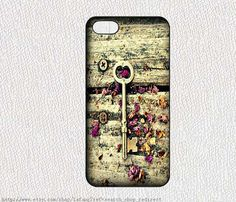The key to the oldiphone case iphone 4/4S case iphone 5 by lafang, $6.89
