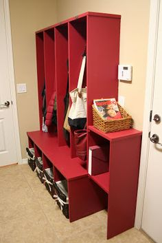 Miracle Worker Mudroom - My Insanity