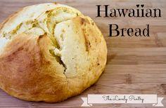 Hawaiian Bread  (quick ,no-knead)   by lovelypantry #Bread #Hawaiian