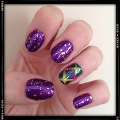 """Aggies Do It Better: Spring """"Holiday"""" Manicures! Cute Nails, Pretty Nails, Argyle Nails, Nail Spa, Nail Nail, Toe Nail Designs, Winter Nails, Spring Nails, Powder Nails"""