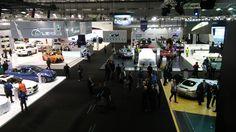 Inauguración Qatar Motor Show