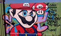 My hometown graffiti photo no.4