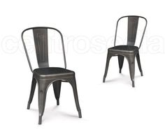 Le migliori 29 immagini su Sedie in metallo vintage   Iron furniture ...