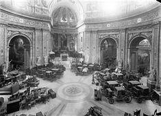 La Basílica de San Francisco de Madrid durante la guerra civil (1936/1939)