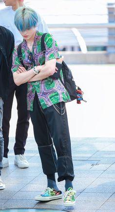 Nct 127, Kpop Fashion, Asian Fashion, Airport Fashion, Curvy Fashion, Fall Fashion, Style Fashion, Kpop Outfits, Cute Outfits