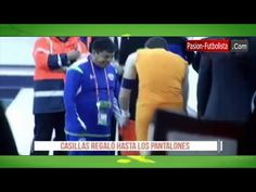Increíble Gesto de Iker Casillas Regalo Pantalon a Aficionado del Cruz Azul│Mundial de Clubes 2014