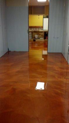 Monroe New Jersey Epoxy Flooring