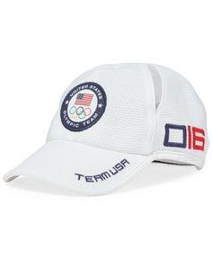 Ralph Lauren Boys' Olympic Mesh Hat