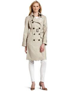 London Fog Women`s Raglan Trench Coat $157.50
