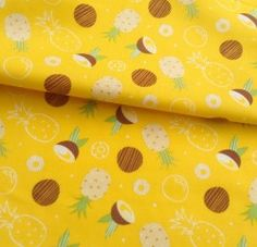 Pineapple and Coconut - Scented Cotton