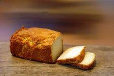 Gluten free, protein, low carb quick bread  2 1/2 cups blanched almond flour (NOT Bob's Red Mill!)  1/2 teaspoon celtic sea salt  1/2 teaspoon baking soda  3 eggs  1 tablespoon agave nectar  1/2 teaspoon apple cider vinegar