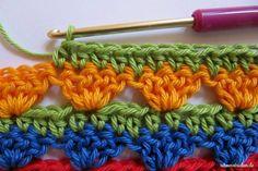 Hier kommt der 9. Teil unserer Crochet Along Babydecke. Das Ziel ist zum Greifen nah: Eine selbstgehäkelte, wunderschöne Decke in den Händen zu halten.