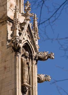 York gargoyles