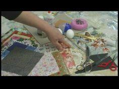 How to Make Decoupage Eggs : Decoupage Eggs: Materials