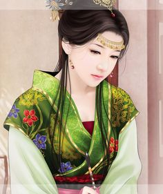 Ancient Chinese Beauty (367)