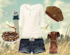 """""""Summer Look"""" by lionlover123 on Polyvore"""