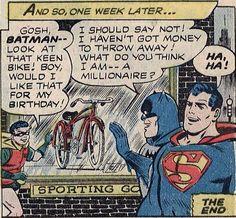 Batman is a dick.
