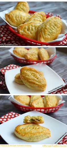 Football Chicken Puffs (Or Filled with Nutella Filling)