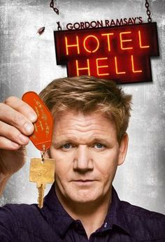 Gordon Ramsay & Hotel Hell new favorite show! Chef Gordon Ramsey, Gordon Ramsay, Ramsay Chef, Free Tv Shows Online, Top Hotels, New Shows, My Guy, Reality Tv, Best Tv