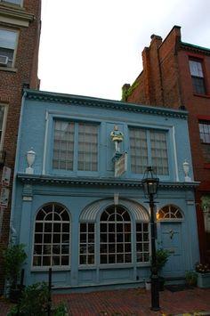 Stephen Score Antiques, Chestnut Street, Boston