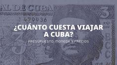 ¿Cuánto cuesta viajar a Cuba? Te contamos nuestro presupuesto para un viaje a Cuba de un mes. Información sobre el cambio de moneda en Cuba, los pesos cubanos, pesos convertibles y algunos consejos para ahorrar en Cuba.