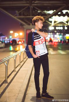tao / style / zitao fashion