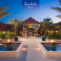 One of the best Sandals experiences...#SandalsLaSource #Grenada