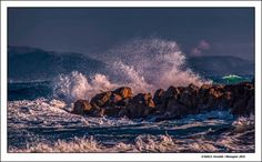 Esclat d'ona (Wave's burst) 45.4