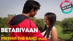#BETABIYAAN ....Because LOVE can NEVER go out of Fashion :)  Prithvi - The Band 's 1st Composition is a song about Love Vibes... Its about how 'Someone Very Special' U Love from UR Heart & Soul means the 'World' to you! So when UR heart yearns for UR loved one you can always relate to #Betabiyaan- Says Localturnon  Play - Love - Replay- Relove dis #Prithviplaylist song this season !