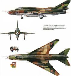 100%™ Sukhoi Su-17M4R | Russian Air Force