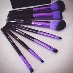 spectrum brushes - omg gorgeous