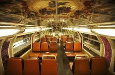 french trains transformed into the palace of versailles - my modern metropolis.