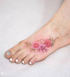 Made by Tattooist Silo Tattoo Artists in Seoul, Korea Region