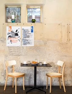 Table Bistro - Ronan and Erwan Bouroullec