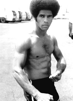 Jim Kelly (Millersburg, KY) 1946 - 2013.  Kelly was an American athlete, actor, and martial artist who rose to fame during the Blaxploitation film era of the early 1970s. He studied Shaolin-Do and Okinawan Karate and  became one of the most decorated world karate champions in the sport winning four championships in 1971. He was the first black martial arts film star and is notably remembered for his role in Enter the Dragon with Bruce Lee.