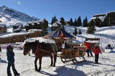 Ski vacation in avoriaz (France) - kid friendly.