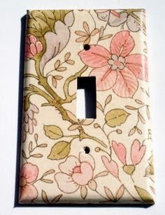 LIGHT SWITCH COVER SOLD BY MICHELLE PERRY