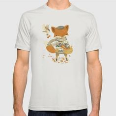 (Unisex Fritz the Fruit-Foraging Fox T-Shirt) #An#And#Animals#Are#Autumn#Chickadee#Childrens#Companion#Dakota#Deer#For#Fox#Friends#Fritz#His#Illustration#Join#Nature#On#Picnic#Raccoon#Rebecca#The#Their#To#Way is available on Funny T-shirts Clothing Store   http://ift.tt/2aTyZwv