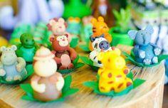 Safari themed birthday party via Kara's Party Ideas KarasPartyIdeas.com #safariparty (24)
