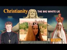 How white people changed the Identity of biblical characters from black to white. Pure deception! - YouTube