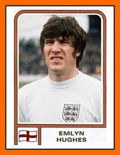 Emlyn Hughes, Liverpool 1967 – 1979 & England 1969 – 1980