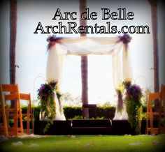 73 Best Wedding Chuppah Rentals By Arc De Belle Images