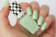 Barry M Speedy Nail Paint in 'Pole Position'