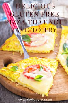 Delicious Gluten Free Pizza That You Have To Try! Gluten Free Pizza, Gluten Free Recipes, Africans, Foods With Gluten, Easy Dinners, Hawaiian Pizza, Lunch, Eat, Blog