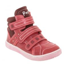 girls read high top sneaker Girl Reading, Childrens Shoes, Velcro Straps, Leather Ankle Boots, Girls Shoes, Red Leather, High Tops, High Top Sneakers, Autumn