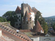 Burg Raabs, Waldviertel, Niederösterreich, Austria