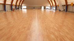 Agil Volley Trecate, #pavimentazione sportiva in legno ultimata