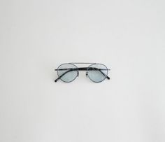 Blue Glasses.